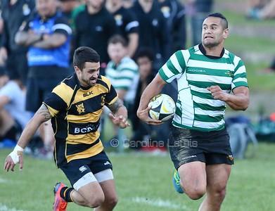 Round 7 OBU (47) v Wellington Axemen (10)