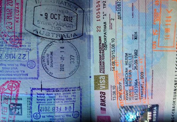 Passport chops