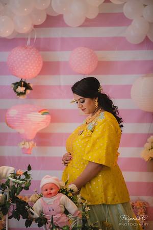 Drashti's Baby Shower