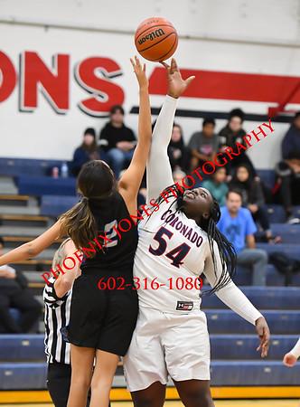 2-6-2020 - Coronado v Fountain Hills - Girls Basketball