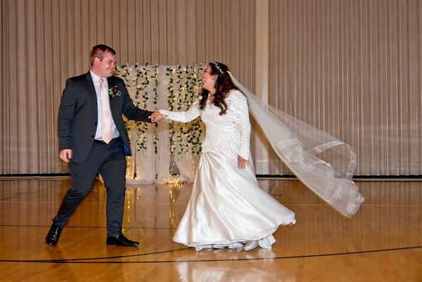 Kaden and Melanie: Ring Ceremony