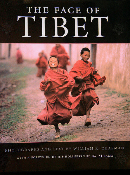 The Face of Tibet- The Book