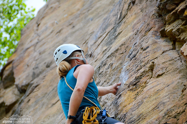 Crag climbing Highlights