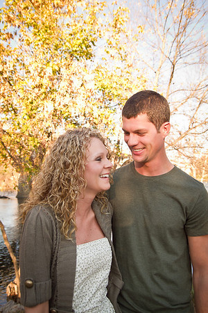 Wallters Engagement Portraits