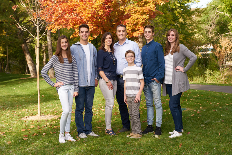 Lund Family 2016