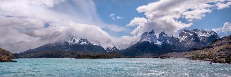 Torres Del Paine Nordenskjöld Lake