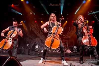 Apocalyptica and Art of Dying May 30th, 2015