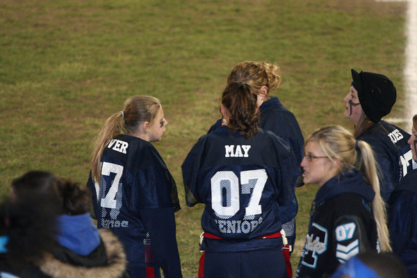 2006 Powder Puff Game