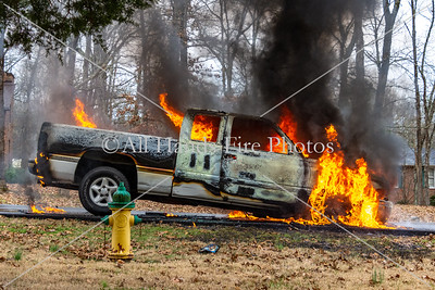 20191206A - Unincorporated Mount Juliet - Vehicle Fire