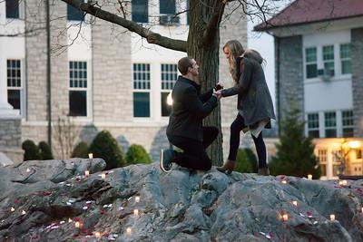 Surprise Engagement - Ryan & Beth