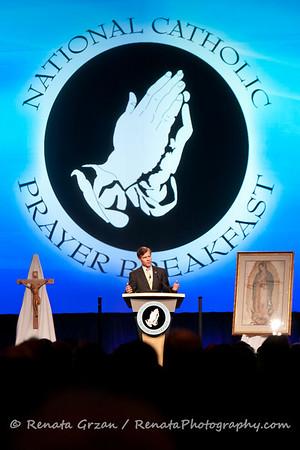 2011 National Catholic Prayer Breakfast