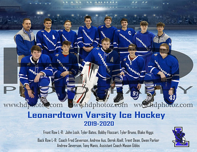 Leonardtown Ice Hockey 2019-2020