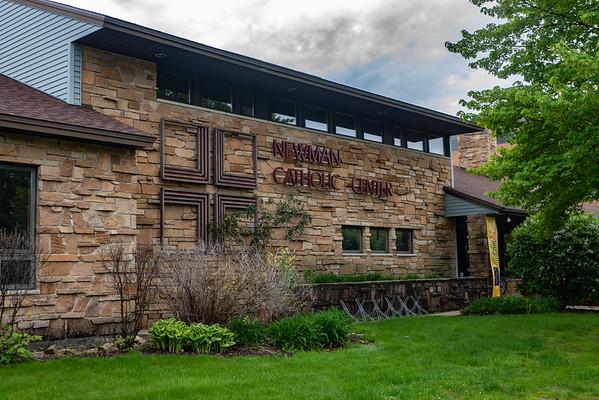Newman Catholic Center May 2019