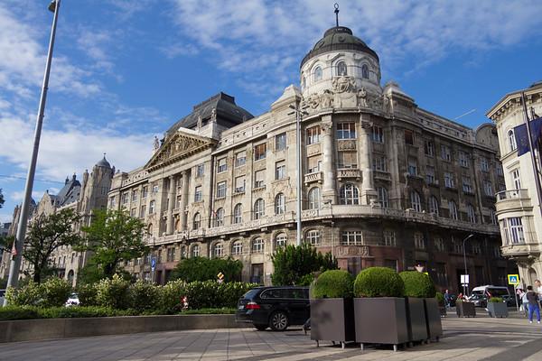 May 25 - Budapest