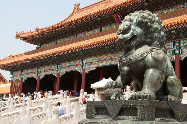 China May 2009