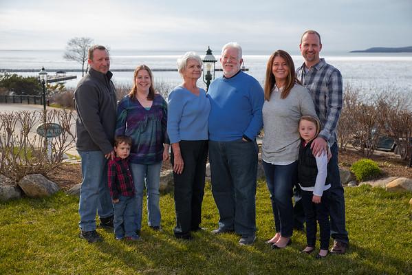 Ann family photography Petoskey