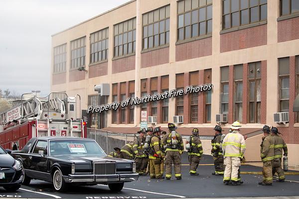 Providence- 2nd Alarm, Reservoir Avenue- 11/8/2017
