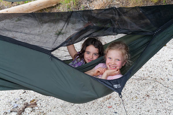 Montague Harbour Family Camping