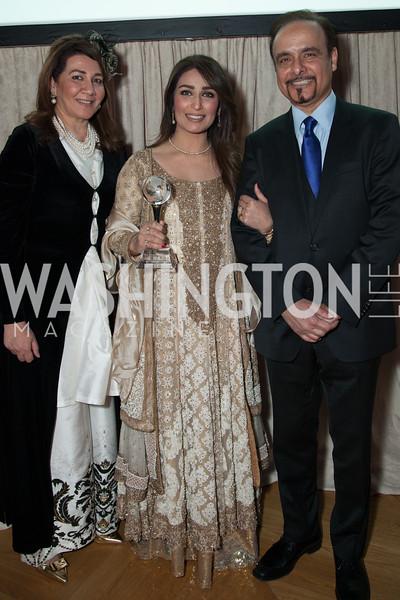 Samia Waseem, Reema Khan, Tariq Shahab