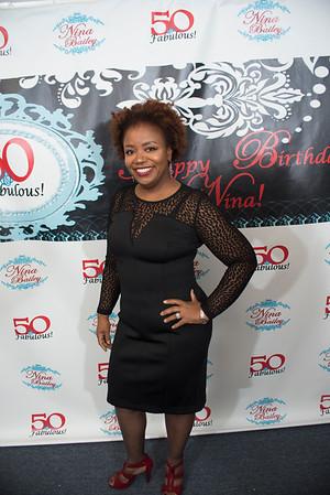 Nina Bailey's 50th Birthday Party