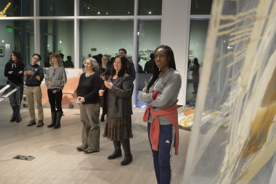 Art Faculty Show Gallery Talk