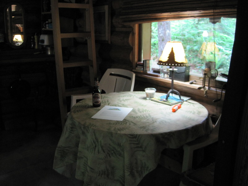 Trappers Cabin 2011