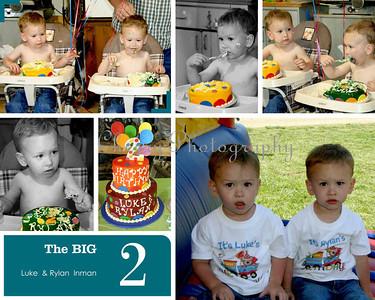 "Inman Twins ""2""  4-13-13"