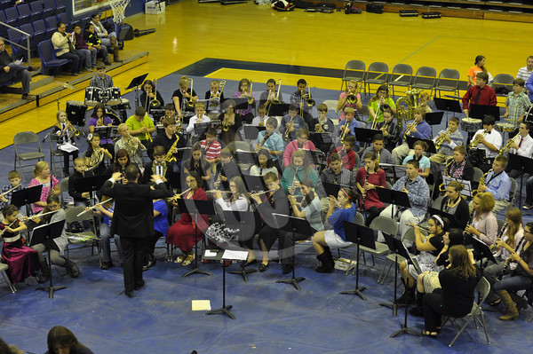 County Wide Winter Band Concert 2013