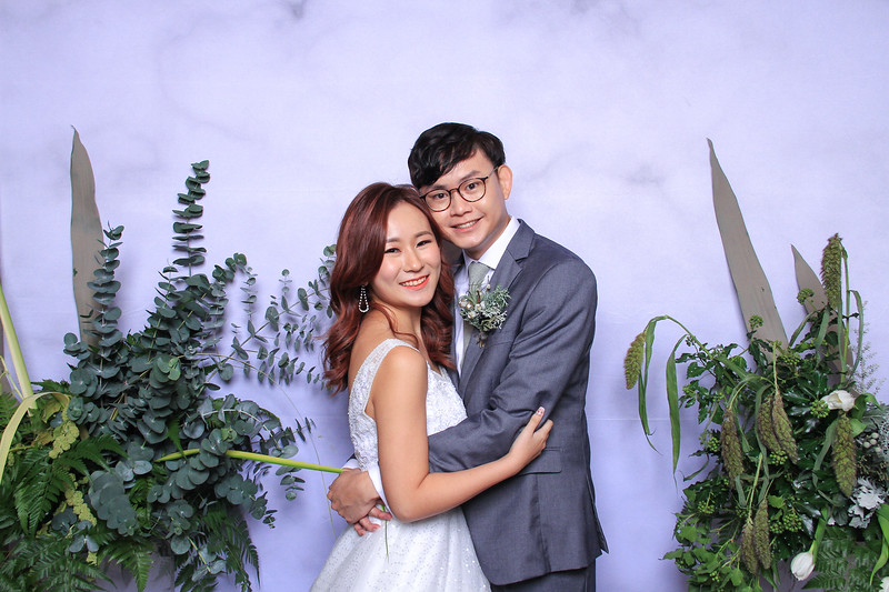 Zheng Kai + Yvonne