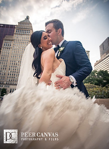 Gabi and Tom Chicago Wedding