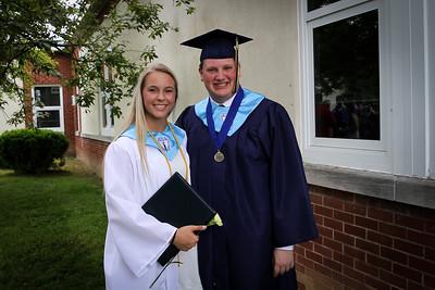 Dustin's Graduation - UHS