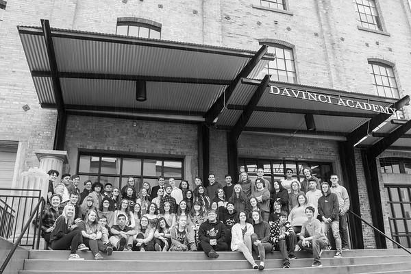 DaVinci Academy 2019 Senior Class