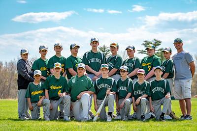 2018-05-10 OHMS 7th Grade Baseball