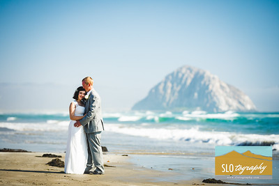 Brittany+Brian ~ Morro Bay Wedding