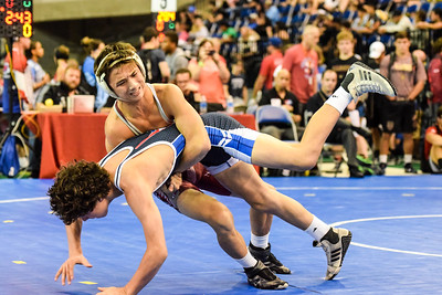 Session IV: Semifinals, Consolations and Consolation Semifinals