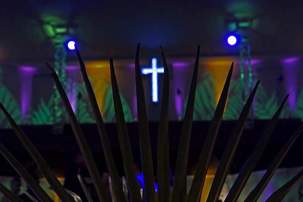TRINITY CELEBRATES PALM SUNDAY '13'