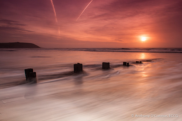 Sunrise Shoot - Youghal Front Strand 23/01/16