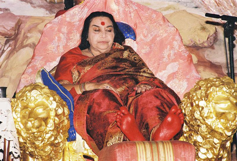Navaratri Puja, 5 October 1997, Cabella