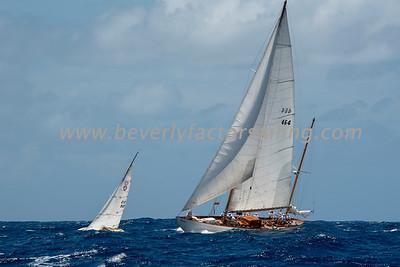 MARIELLA under sail