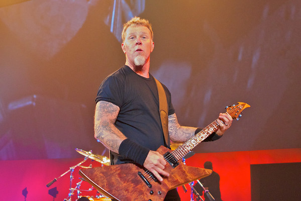 Metallica fires up Dream Force