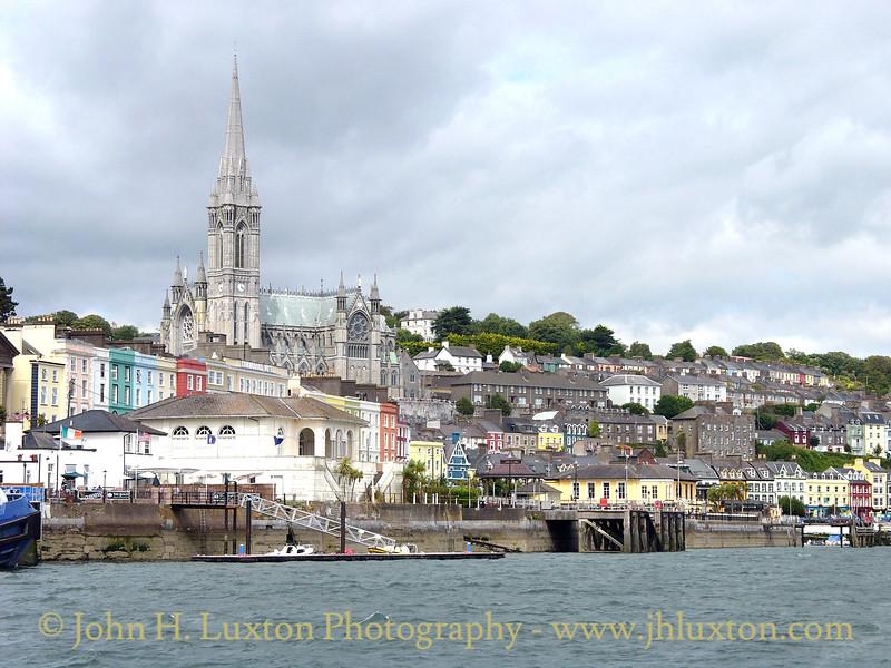 Cóbh, County Cork, Eire - July 27, 2006