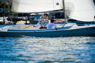 Balboa Yacht Club | Sunkist Series Race 1 2014