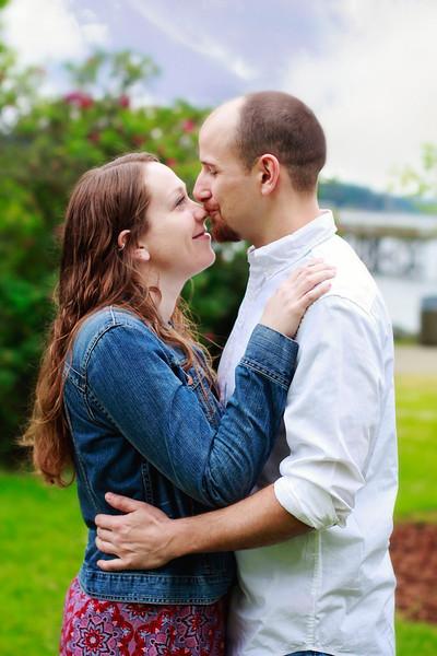 Katrina & David