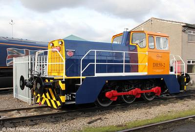 Industrial Diesel & Electric Locomotives