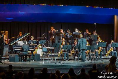 3-24-2015 Norwin Jazz Band