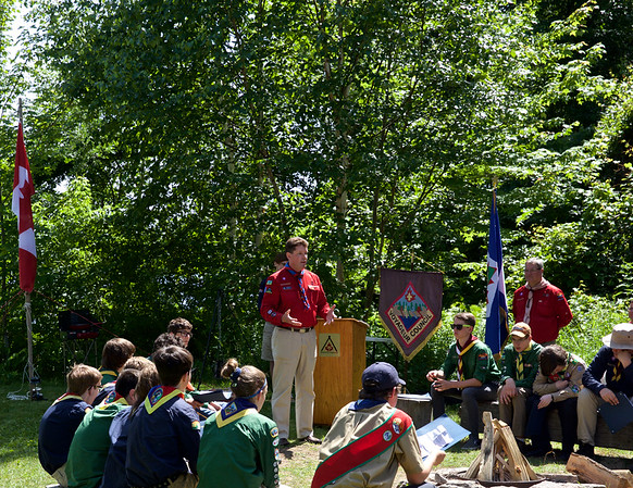 Voyageur Council Chief Scout's Award