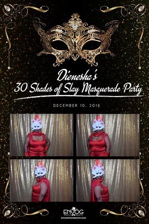Dienesha's 30 Shades of Slay (prints)