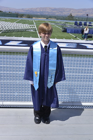 TYLER 8TH GRADE GRADUATION