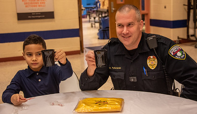 LCS Students, York Police Get To Know Each Other