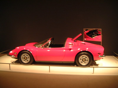 Ferarri Exhibit Chrysler Museum